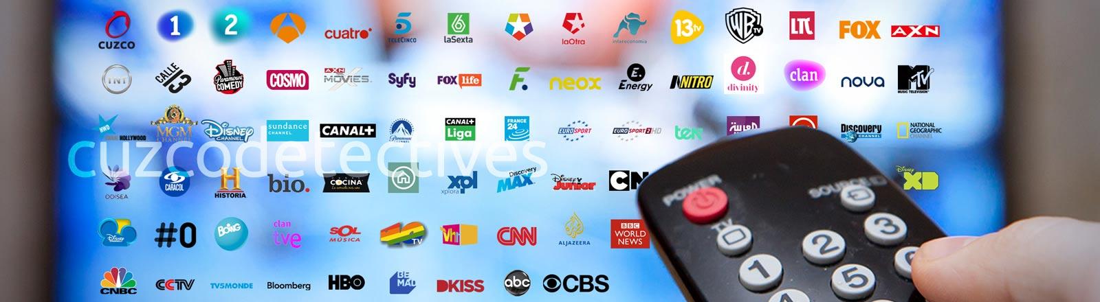 cuzco detectives en television y radio