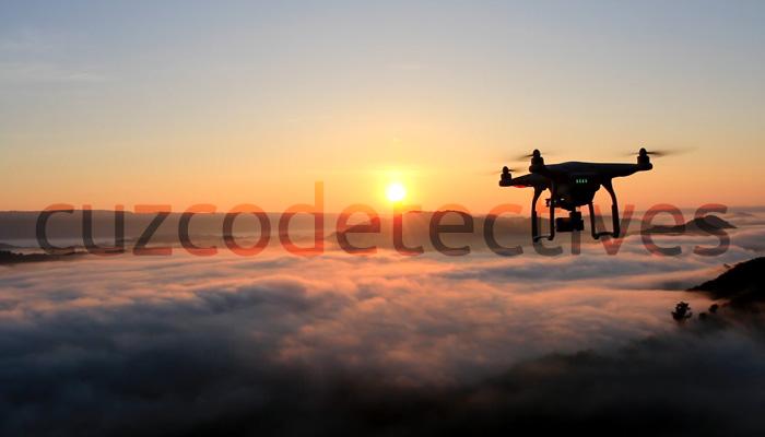 drone cuzco detectives
