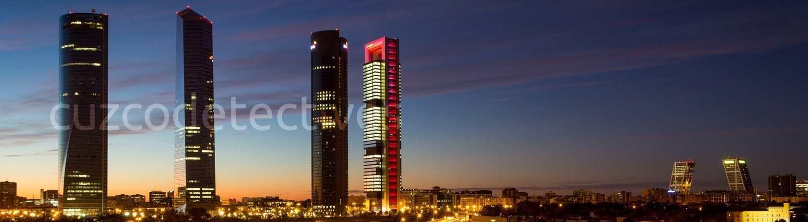 Detectives Privados Comunidad de Madrid