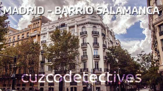 Detectives en Madrid