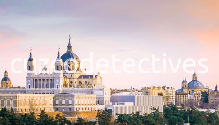 Detectives en Madrid Arganzuela