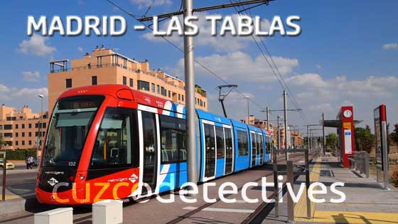Detectives Madrid Las Tablas