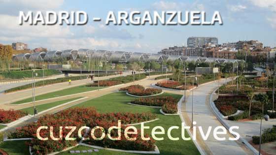 Detectives Privados en Arganzuela