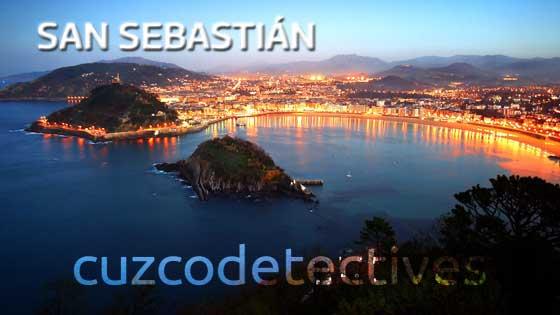 Contatar Detective en San Sebastián