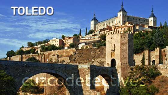Detectives Internacionales en Toledo