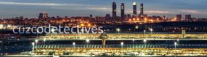 Detectives Privados en Aeropuerto de Madrid
