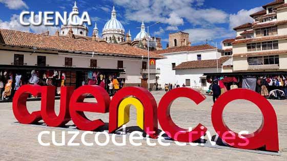 Contratar un Detective en Cuenca