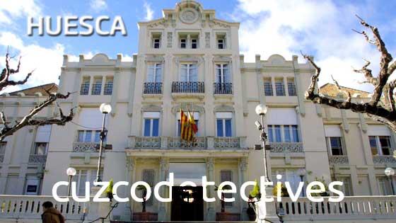 Microfonos ocultos en Huesca