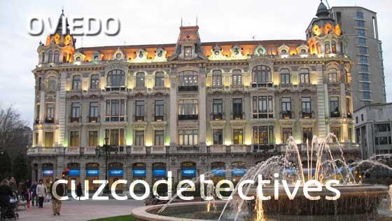Contratar un detective en Oviedo