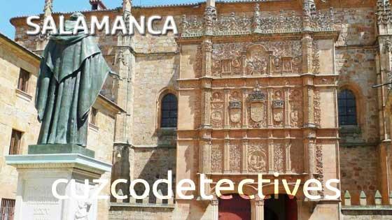 Contratar Detective en Salamanca