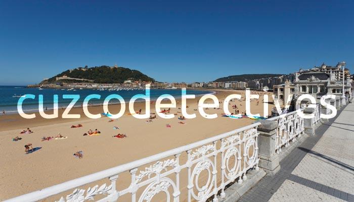 Detective en San Sebastián