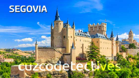 Detective en Segovia