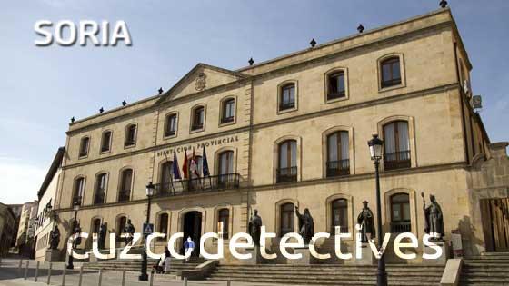 Detectives Privados en Soria
