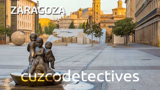 Contratar un detective en Zaragoza