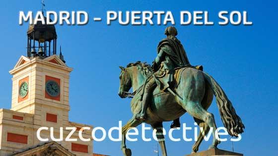 Investigacion Privada Puerta del Sol