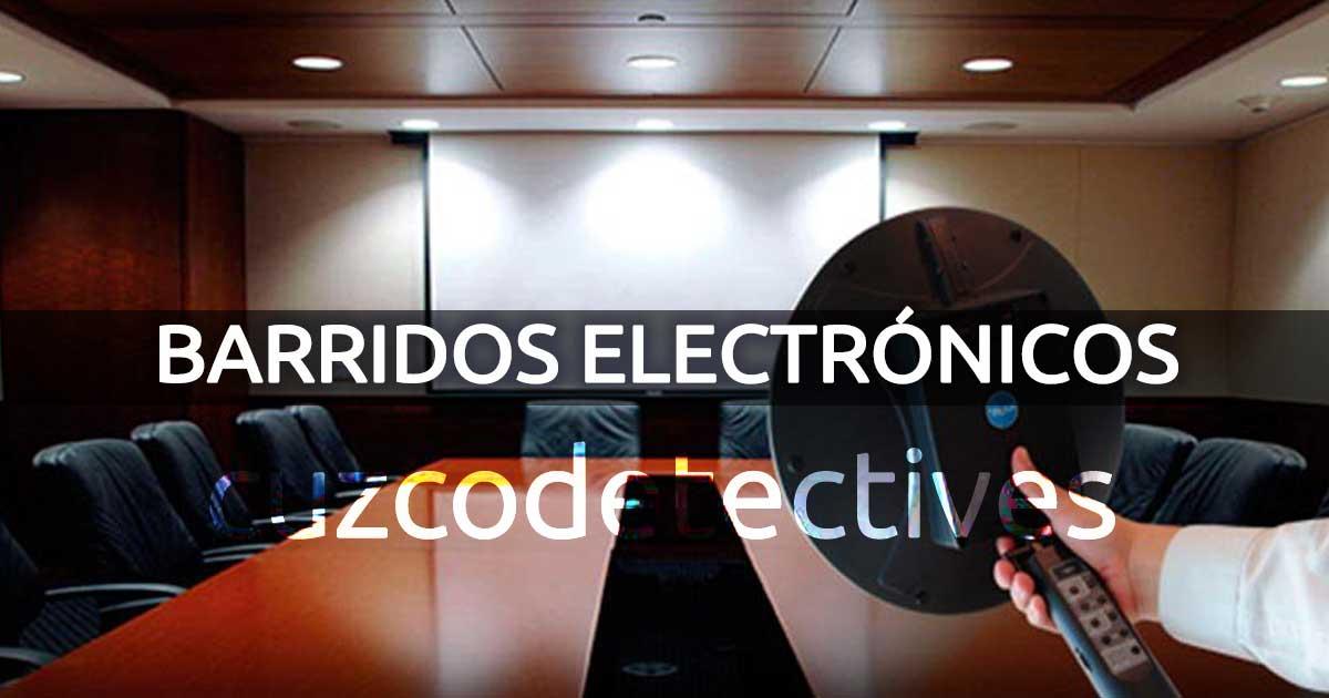 Espionaje Industrial en Madrid