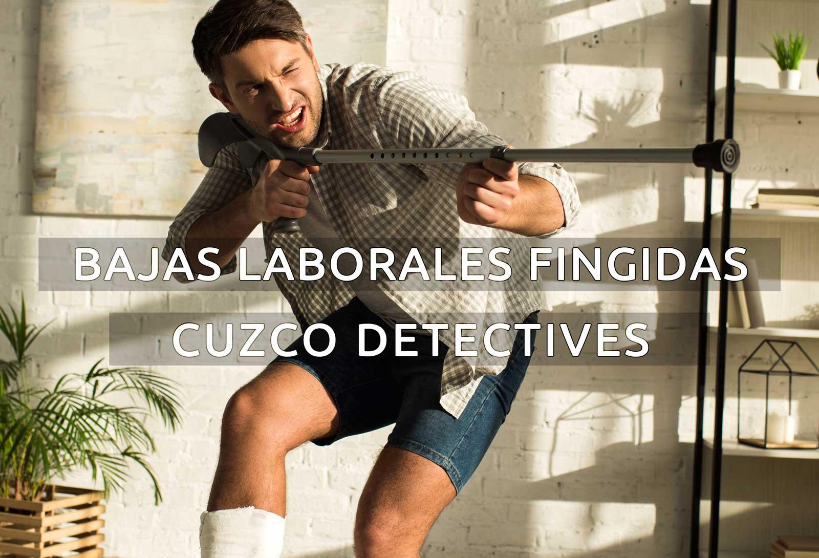detectives bajas laborales