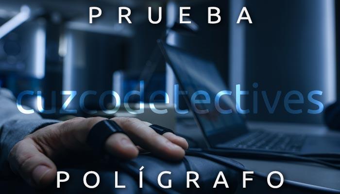 Prueba Poligrafo España